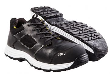 Blaklader 2480 Safety Shoe (Black/White)